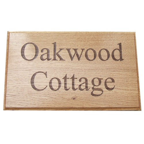 We engrave the design onto the surface of the wood so that the the grain and colour of the wood still show through