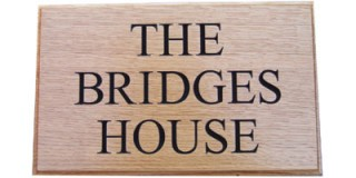 Our Carved Oak signs are Deep Engraved to a depth of up to 10mm